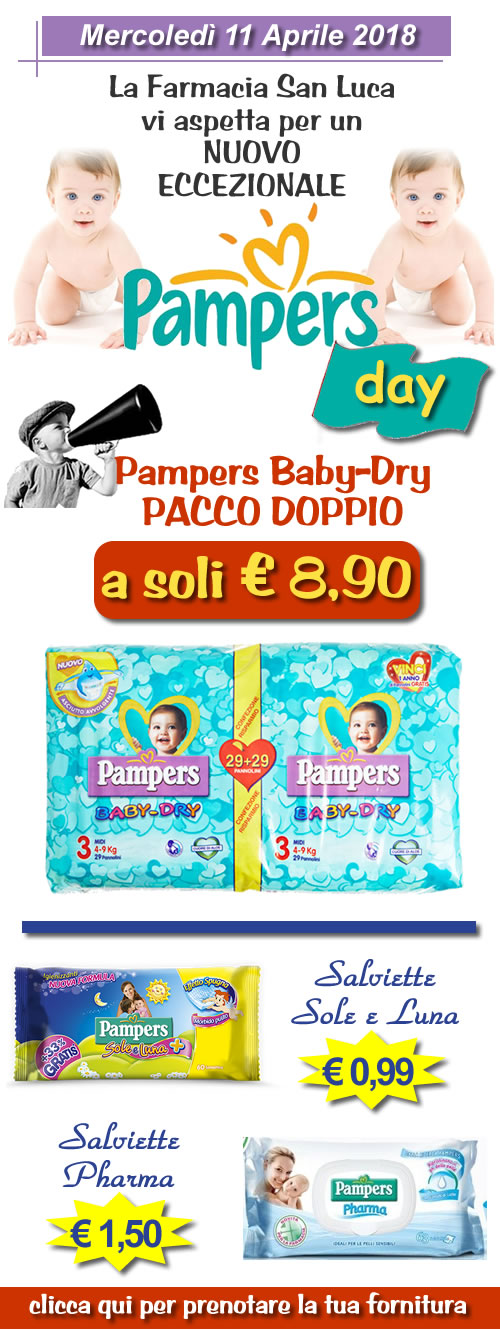 pampers day 14 4 18